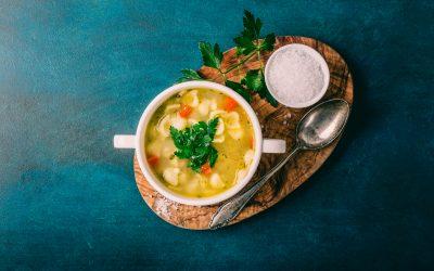 Immune Boosting Chicken Soup